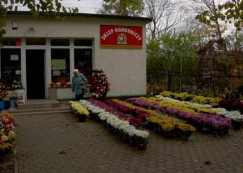 Sklep ogrodniczy w Węgorzewie - SOP Giżycko
