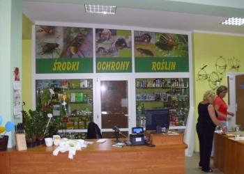 Sklep ogrodniczy w Gołdapi - SOP Giżycko